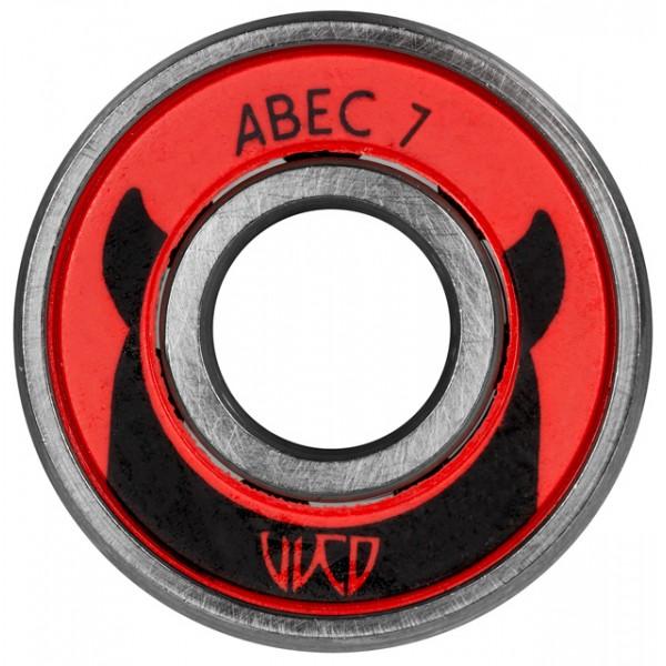 Rolamentos Wicked Abec 7 Free Spin  (16 rolamentos)